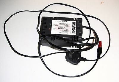 Maxi Power Charger Electric Golf Trolley Batteries / Torberry Connector / Used