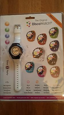 The Original DISCO WATCH with free partyfunlights app