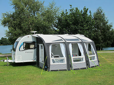 Auvent Gonflable Kampa Ace Air 400