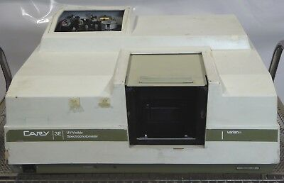 D134928 Varian Cary 3E UV-Visible Spectrophotometer