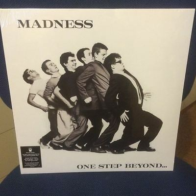 Madness - One Step Beyond - Uk Cherry Red Coloured Vinyl Lp (2016) New & Sealed