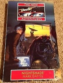 Doctor Who Novel - Virgin New Adventures - Nightshade by Mark Gatiss