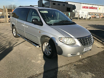 2006 Chrysler Grand Voyager 2.8CRD auto Limited XS Non Runner