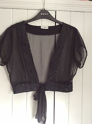 Ladies Shrug/Bolero L
