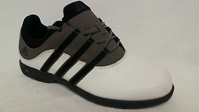 ADIDAS Girls Womens Traxion Golf Shoes size 5 Excellent