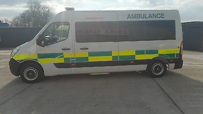 AMBULANCE WE HAVE 7 Brand New Ambulances For Sale Or Hire Pts We Also Have  Hdu