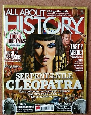 All About History 46 recent magazine backnumber