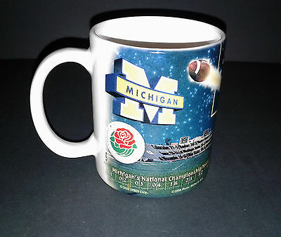 Michigan National Champs 1997 Mug