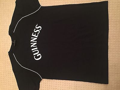 Guinness T Shirt Size Large