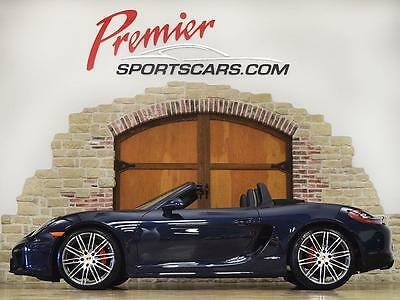 2015 Porsche Boxster  GTS, Only 10k Miles, 6 Speed Manual, 330HP, Like New