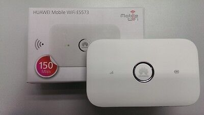 Unlocked HUAWEI E5573s-320 3G 4G LTE 150Mbps MOBILE BROADBAND Wireles Router