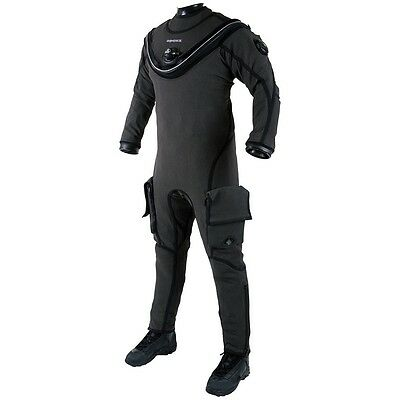 Apeks Fusion KVR1 Drysuit - Clearance Prices! Save £400 on RRP!