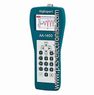 RigExpert AA-1400, free express delivery, 3y warranty, invoice, auth distributor