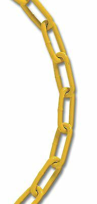 Koch 722926 Coil Straight Chain, Trade Size 2/0 by 100 Feet, Yellow Chromate