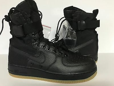 NEW DS Nike SF Air Force 1 Special Field AF1 Black/Gum 864024 001