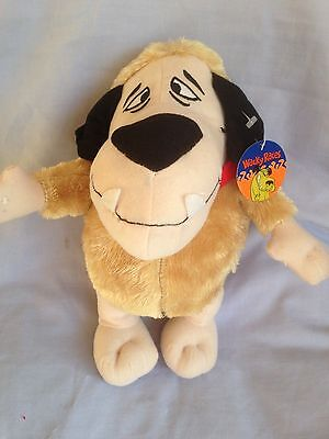 """Hanna Barbera Wacky Races - Muttley 12"""" Plush Soft Toy (Non Retail Issue)  - Nwt"""