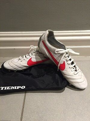 Genuine Nike Tiempo Football Boots UK 8.5