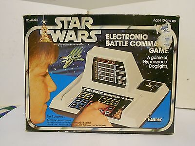Kenner Star Wars 1978 (Electronic Battle Command Game)