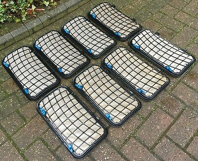 8x Oase Proficlear Premium Drum Sieve Screen Set Koi Fish Pond Filter £275 RRP