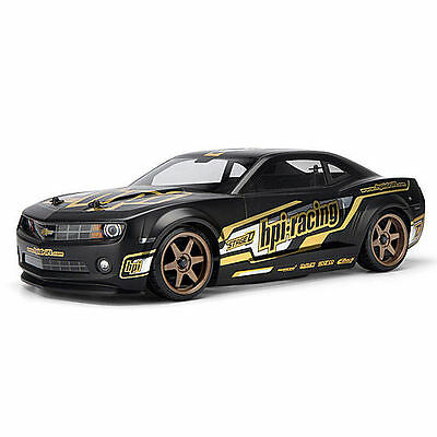 HPI EU 2010 Chevrolet R Camaro SS Body (200mm) - Unpainted - 17543