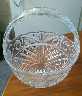 Glass sweet bowl