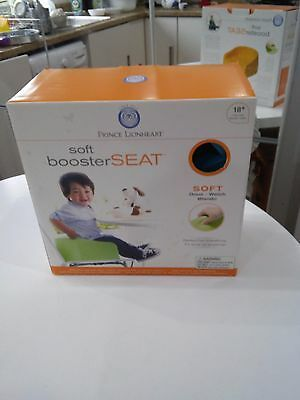Prince Lionheart Soft Booster Seat (Berry Blue) Berry Blue