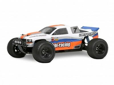 HPI Dirt Force Unpainted Body MT2/Firestorm/E-Savage/Rush - 7130