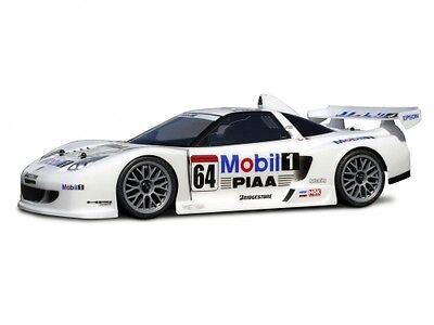 HPI Honda Nsx Gt 200mm Body - Unpainted - 7483