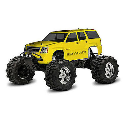 HPI Cadillac Escalade Bodyshell (Unpainted) - Savage Flux HP