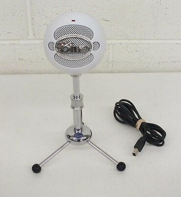 Blue Microphones Snowball USB Condenser Cable Professional Microphone EXCELLENT
