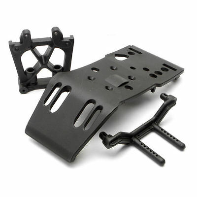 HPI Plate/Body Mount/Tower Set - Savage 3.5