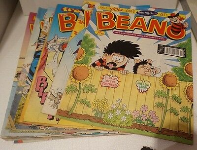 Comics Beanos from 2004, 25 in Bundle