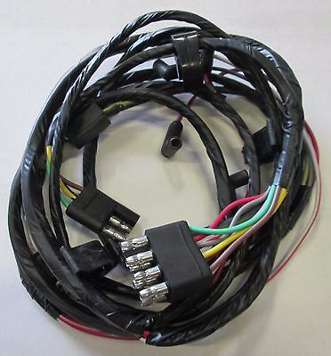 1965-66 ford truck f100-250 dash panel to engine wiring harness c5tz-