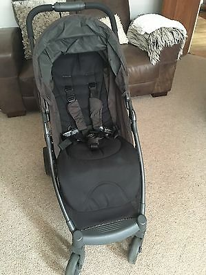 Mamas & Papas Armadillo Pushchair With Cold Weather Foot Muff