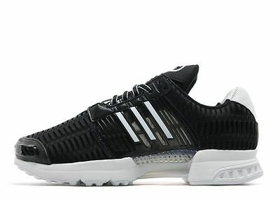 the latest bb9c8 0369f Adidas Originals CLIMA COOL 1 Mens Trainers Shoes Black  White Sneakers  BB0670