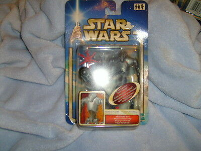 New Star Wars Attack Of The Clones Super Battle Droid Figure