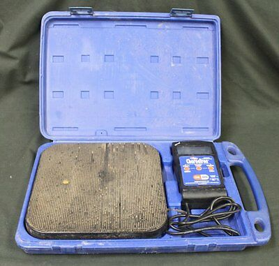 Uniweld ChargeTron 53650 Electronic Refrigerant Scale and Charger