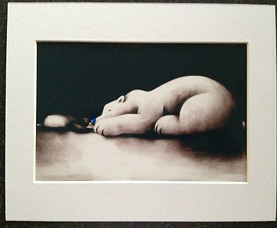 """Doug Hyde ~ Little and Large ~ 10 x 8"""" FREE P&P"""