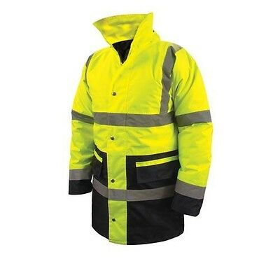 Protection visibility jacket Pilot weather-proof waterproof Seams 868887
