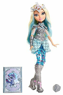 Ever After High Dragon Games Darling Charming Doll - Brand New