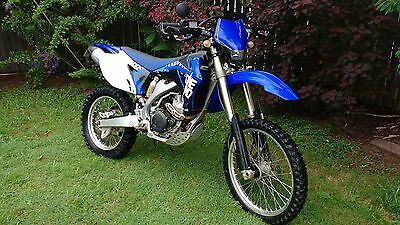 2010/11 Yamaha WR450F - Last of carby model