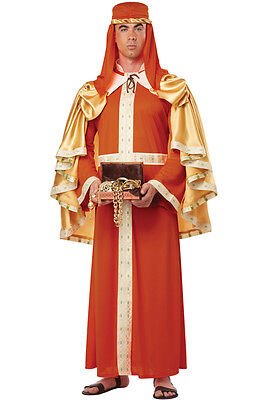 Brand New Biblical Three Wise Men Gaspar of India Adult Halloween Costume