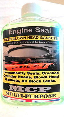 Engine Seal Head Gaskets Mcp, Cracked Cylinder Blocks&wrapped Blown Head Gasket