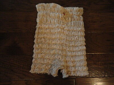 Square Dance Pettipants, Size M, Beige                          -sacurrie1