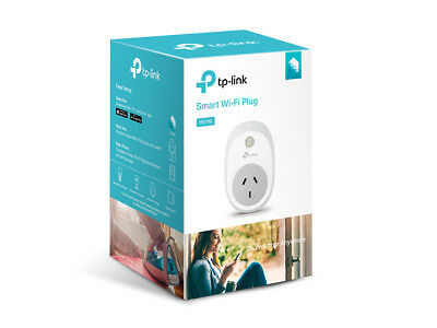 TP-Link HS100 Switch Wifi Wireless Smart APP Remote Control Power Plug Socket