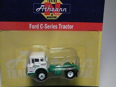 """Athearn """"N"""" Spartan Express Ford 'C' Tractor Goat (2 PHOTOS)- FAST SHIP!"""