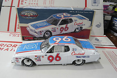 1978 Cardinal Tractor #96 Ford Torino  Dale Earnhardt