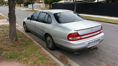 1999 Holden Statesman Sedan, Not Running