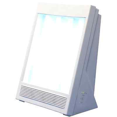 Light Therapy Nature Bright Sun Touch Plus Light Negative Ion 10000 LUX Plastic