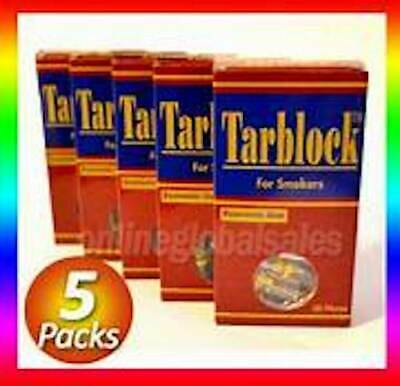 Tarblock Cigarette Filters  10 pack ( 300 filters )